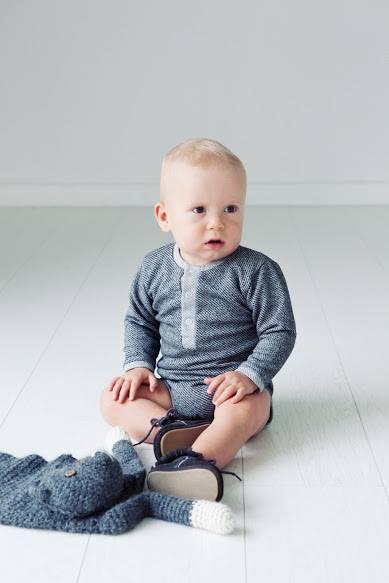 Body dla niemowlaka od Sylamalina