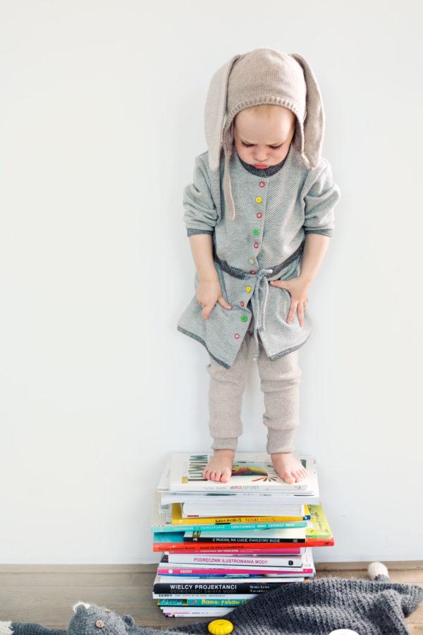 kurtka bomberka dla niemowlaka