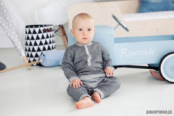 Pajacyk dla niemowląt